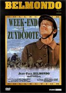 Week-end à Zuydcoote - French DVD cover (xs thumbnail)