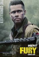 Fury - Movie Poster (xs thumbnail)