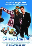Chalet Girl - Singaporean Movie Poster (xs thumbnail)