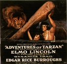 The Adventures of Tarzan - Movie Poster (xs thumbnail)