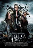Snow White and the Huntsman - Bosnian Movie Poster (xs thumbnail)
