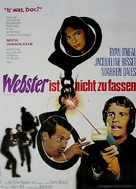The Thief Who Came to Dinner - German Movie Poster (xs thumbnail)