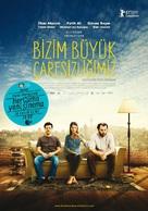 Bizim Büyük Çaresizligimiz - Turkish Movie Poster (xs thumbnail)