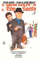 L'année sainte - Spanish Movie Poster (xs thumbnail)