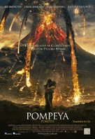 Pompeii - Mexican Movie Poster (xs thumbnail)