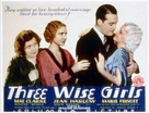 Three Wise Girls - Movie Poster (xs thumbnail)