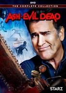 """""""Ash vs Evil Dead"""" - DVD movie cover (xs thumbnail)"""