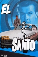 """The Saint"" - Spanish DVD movie cover (xs thumbnail)"