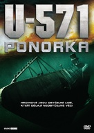 U-571 - Czech DVD cover (xs thumbnail)