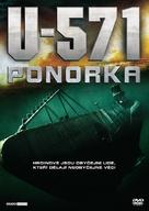 U-571 - Czech DVD movie cover (xs thumbnail)