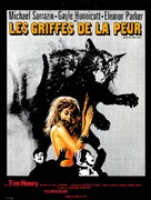 Eye of the Cat - French Movie Poster (xs thumbnail)