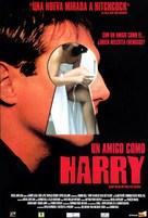 Harry, un ami qui vous veut du bien - Brazilian Movie Poster (xs thumbnail)