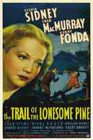 The Trail of the Lonesome Pine - Movie Poster (xs thumbnail)