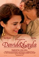 David & Layla - Movie Poster (xs thumbnail)