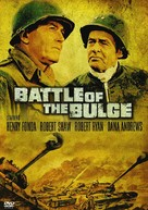 Battle of the Bulge - DVD cover (xs thumbnail)