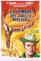 L'uomo della valle maledetta - Italian Movie Poster (xs thumbnail)