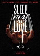 Sleep, My Love - DVD cover (xs thumbnail)