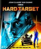 Hard Target - Blu-Ray cover (xs thumbnail)
