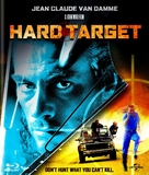 Hard Target - Blu-Ray movie cover (xs thumbnail)