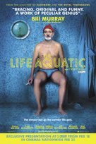 The Life Aquatic with Steve Zissou - British Movie Poster (xs thumbnail)