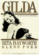 Gilda - German Movie Poster (xs thumbnail)