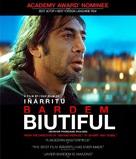 Biutiful - Canadian Blu-Ray movie cover (xs thumbnail)