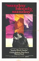 Sunday Bloody Sunday - Movie Poster (xs thumbnail)