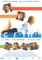 Carolina - Spanish Movie Poster (xs thumbnail)