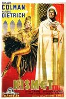 Kismet - Italian Movie Poster (xs thumbnail)