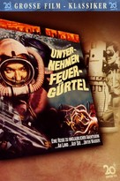 Voyage to the Bottom of the Sea - German Movie Cover (xs thumbnail)