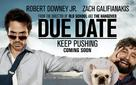 Due Date - British Movie Poster (xs thumbnail)