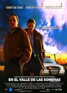 In the Valley of Elah - Mexican Movie Poster (xs thumbnail)