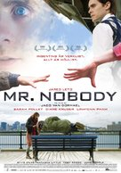 Mr. Nobody - Swedish Movie Poster (xs thumbnail)