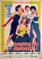 The Opposite Sex - Italian Movie Poster (xs thumbnail)