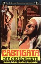 Flavia, la monaca musulmana - German DVD cover (xs thumbnail)