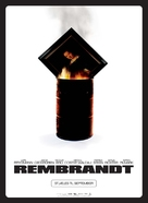 Rembrandt - Danish Movie Poster (xs thumbnail)
