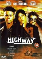 Highway - British Movie Cover (xs thumbnail)