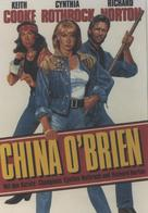 China O'Brien - German DVD cover (xs thumbnail)