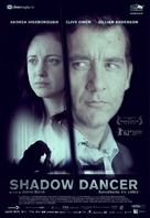 Shadow Dancer - Romanian Movie Poster (xs thumbnail)