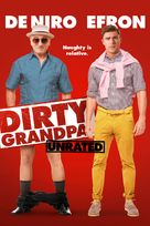 Dirty Grandpa - DVD movie cover (xs thumbnail)