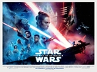 Star Wars: The Rise of Skywalker - British Movie Poster (xs thumbnail)