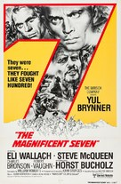The Magnificent Seven - Re-release movie poster (xs thumbnail)