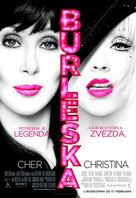 Burlesque - Serbian Movie Poster (xs thumbnail)
