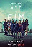 """""""Sense8"""" - Brazilian Movie Poster (xs thumbnail)"""
