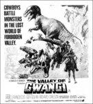 The Valley of Gwangi - British Movie Poster (xs thumbnail)