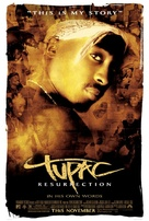 Tupac Resurrection - Movie Poster (xs thumbnail)
