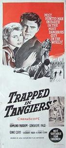 Agguato a Tangeri - Australian Movie Poster (xs thumbnail)