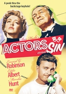 Actor's and Sin - Movie Cover (xs thumbnail)