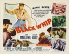 The Black Whip - Movie Poster (xs thumbnail)