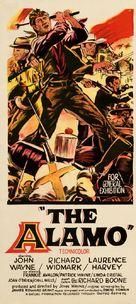 The Alamo - Australian Movie Poster (xs thumbnail)